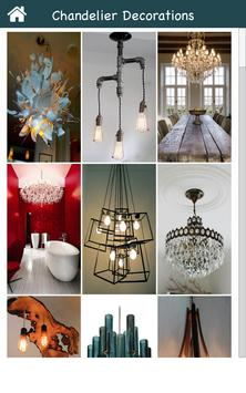 Chandelier Decoration Ideas screenshot 1