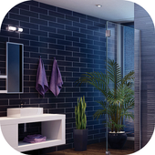 Bath Tile Decoration Ideas icon