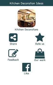 Kitchen Decoration Ideas poster