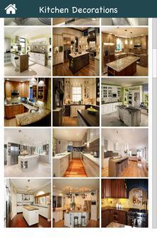 Kitchen Decoration Ideas screenshot 1