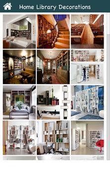 Home Library Ideas apk screenshot