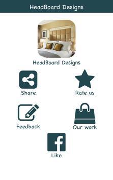 Headboard Designs poster
