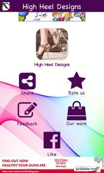 Latest High Heel Design Ideas for Girls - 2018 poster