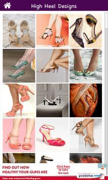 Latest High Heel Design Ideas for Girls - 2018 screenshot 1