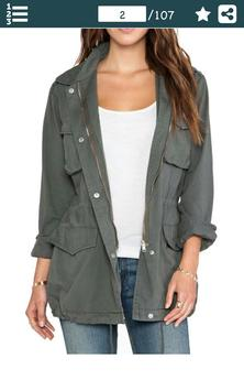 Ladies Jackets Ideas screenshot 2