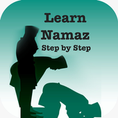 Learn Namaz Step by Step icon