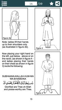 Learn Namaz Step by Step apk screenshot