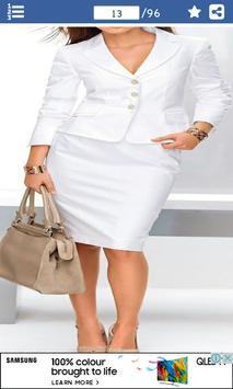 Women Business Suits Design Ideas apk screenshot