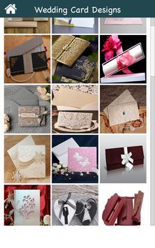 Wedding Card Designs screenshot 1