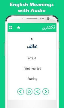 Urdu se English Dictionary screenshot 4