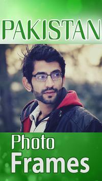Photo editor- Pakistan Flag Photo Frame & Stickers poster