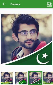 Photo editor- Pakistan Flag Photo Frame & Stickers screenshot 14