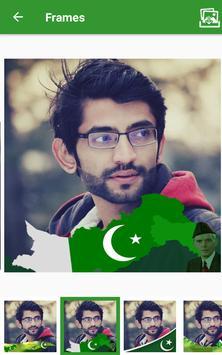 Photo editor- Pakistan Flag Photo Frame & Stickers screenshot 20
