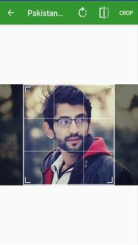 Photo editor- Pakistan Flag Photo Frame & Stickers screenshot 3