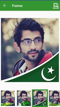 Photo editor- Pakistan Flag Photo Frame & Stickers screenshot 6