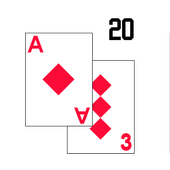 Pai Gow cards icon