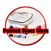 Painted Shoes Ideas icon