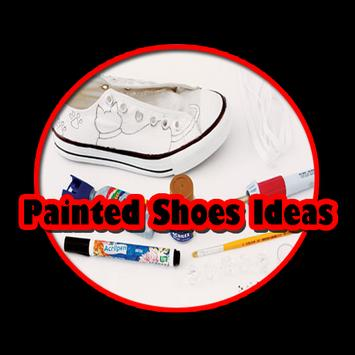 Painted Shoes Ideas poster
