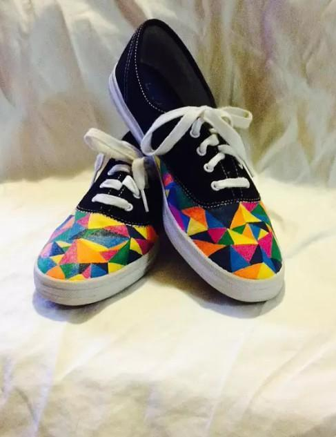 Modern Painted Shoes Ideas For Android Apk Download