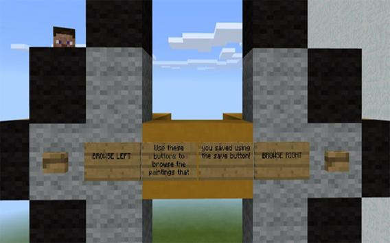 Painting Map for Minecraft MCPE screenshot 1