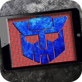 3D Painting World Robot Draw icon