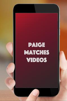 Paige Matches apk screenshot