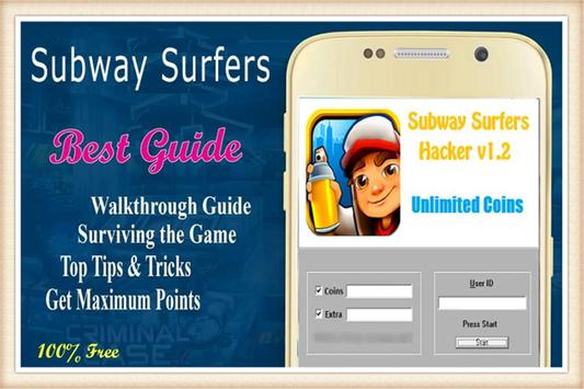 Surfers Guide By Subway screenshot 2
