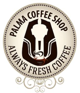 Palma Coffee Shop poster