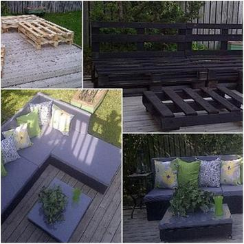 Pallet Patio Furniture poster