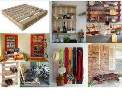 Pallet Recycle Designs apk screenshot