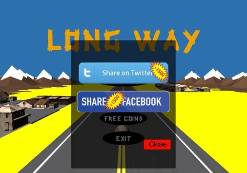 Long Way apk screenshot