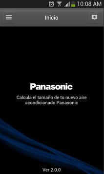 Aires Panasonic poster