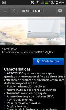 Aires Panasonic screenshot 6