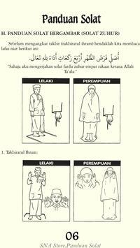 Panduan Menunaikan Solat, Zikir & Doa apk screenshot