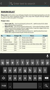 Panduan Menunaikan Solat, Zikir & Doa screenshot 12