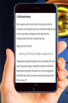 Panduan Ibadah Haji Terbaru dan Lengkap screenshot 1