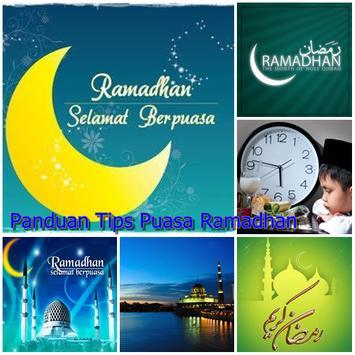 Panduan Tips Puasa Ramadhan poster