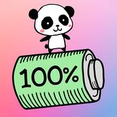 Panda Battery Widget icon