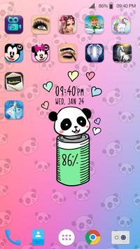 Panda Battery Widget screenshot 2