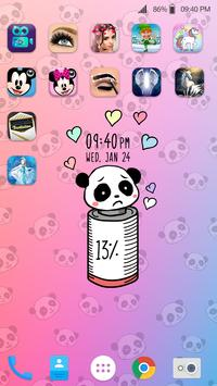 Panda Battery Widget screenshot 4
