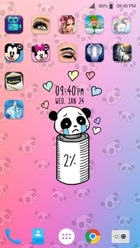 Panda Battery Widget screenshot 5