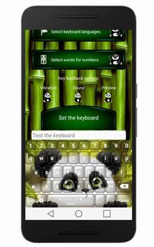 Panda Keyboard screenshot 1