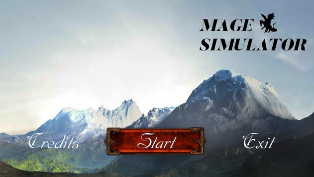 Mage Simulator poster