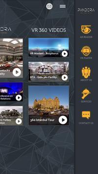 Pandora Reality VR Player screenshot 1