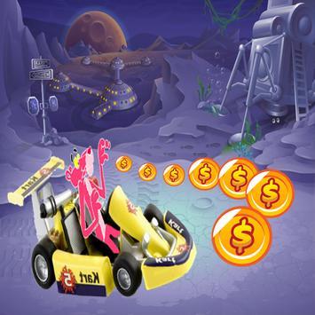 Run Kart Panther apk screenshot