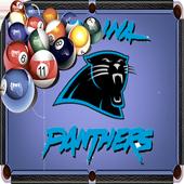 Billiards Panthers Caroline Theme icon