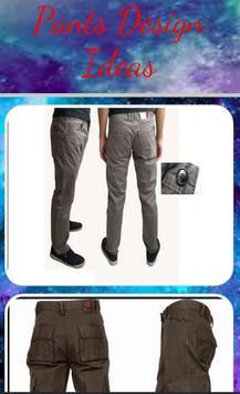 Pants Design Ideas poster