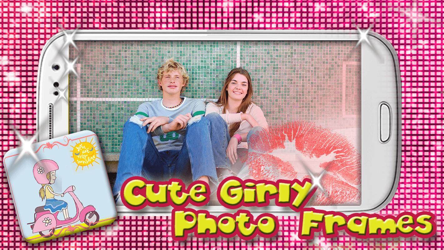 Cute Girly Photo Frames APK Download - Free Lifestyle APP for ...
