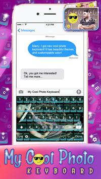 My Cool Photo Keyboard apk screenshot