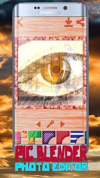 Pic Blender Photo Editor apk screenshot